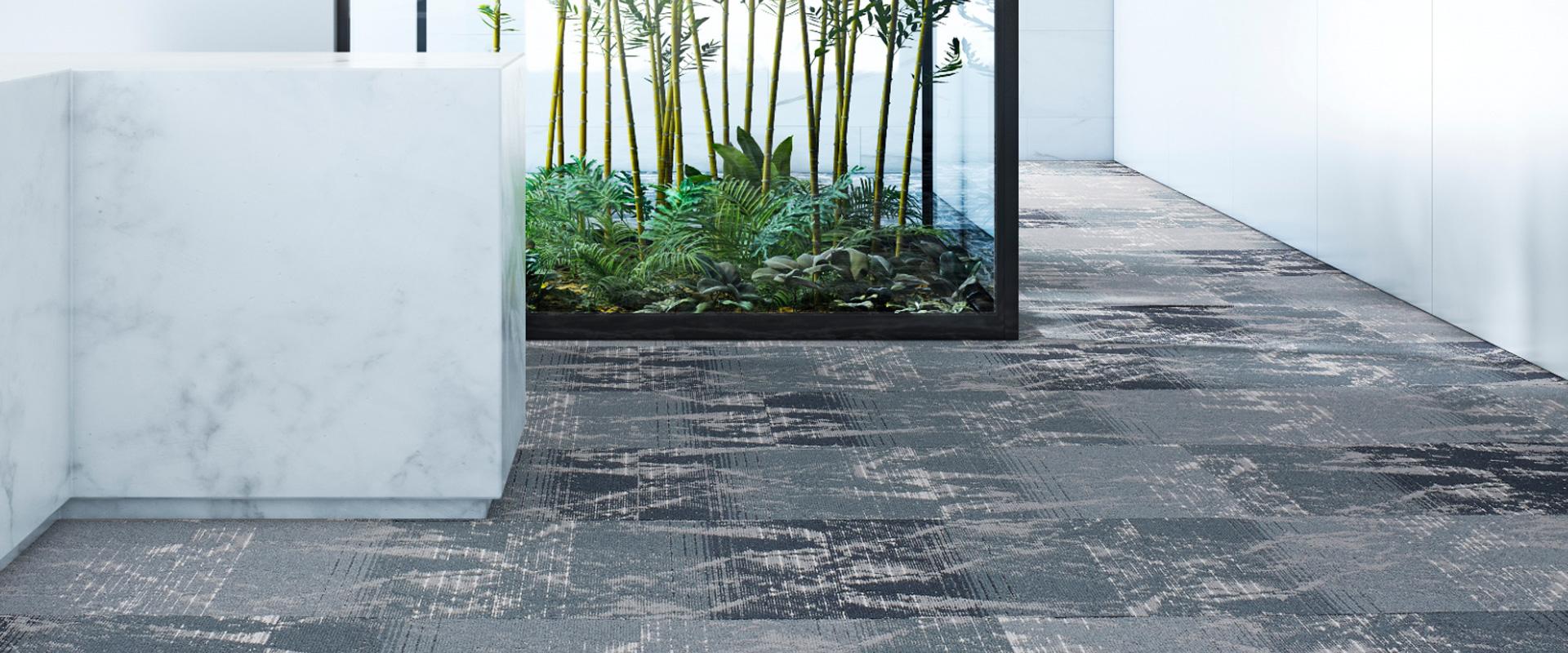 Voordelen van tapijttegels