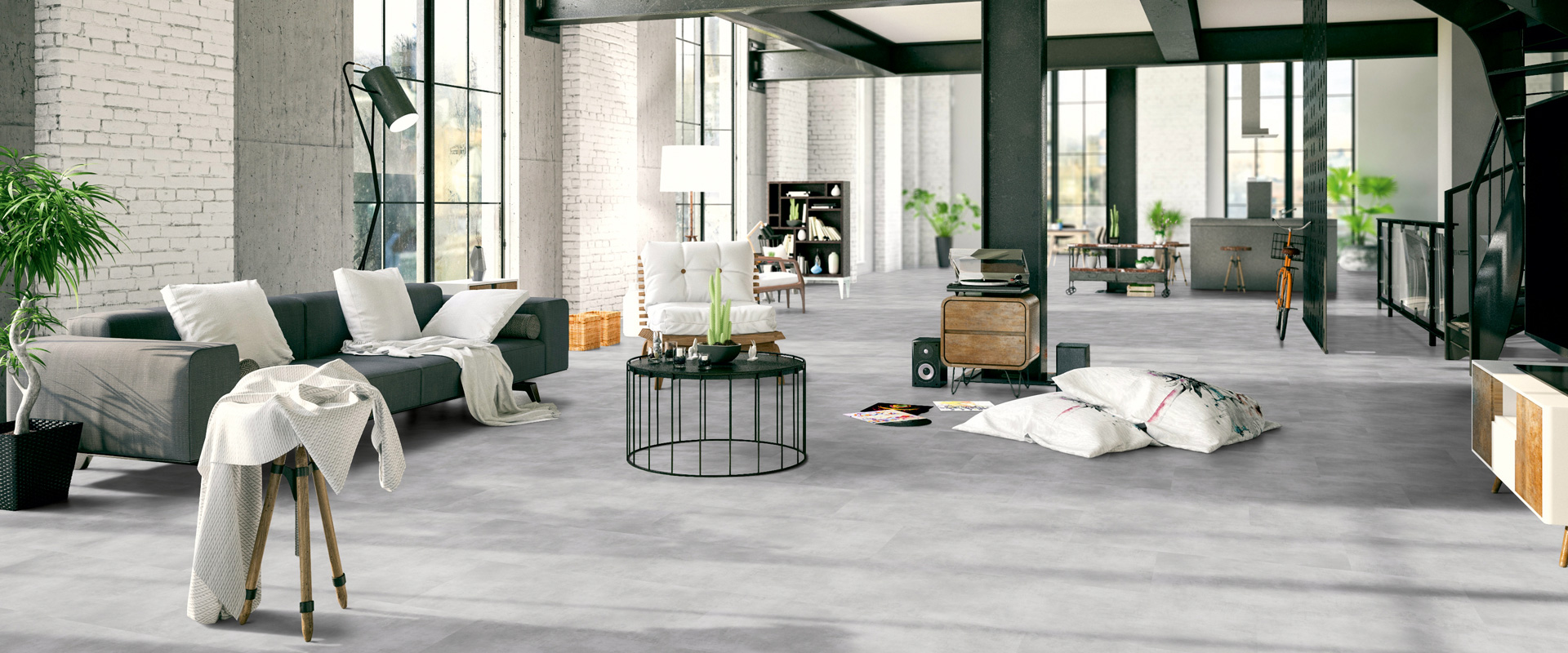 Solcora klik PVC vloeren | Vloerenland
