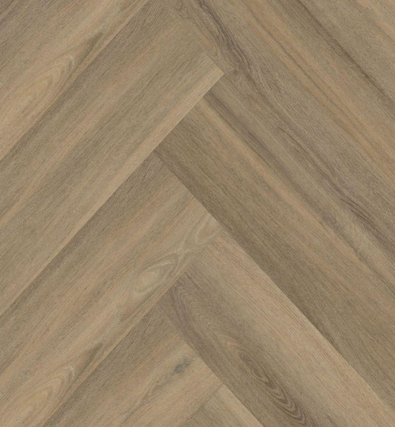 Ambiant PVC 9058350219 Spigato Click Visgraat l Brown