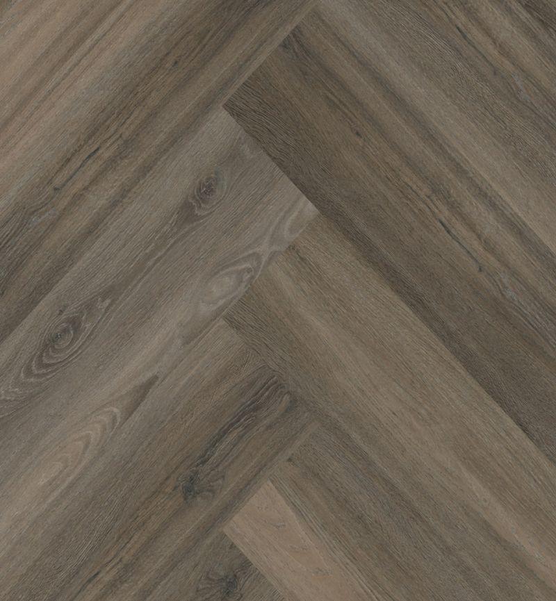 Ambiant PVC 9058350619 Spigato Click Visgraat d Grey