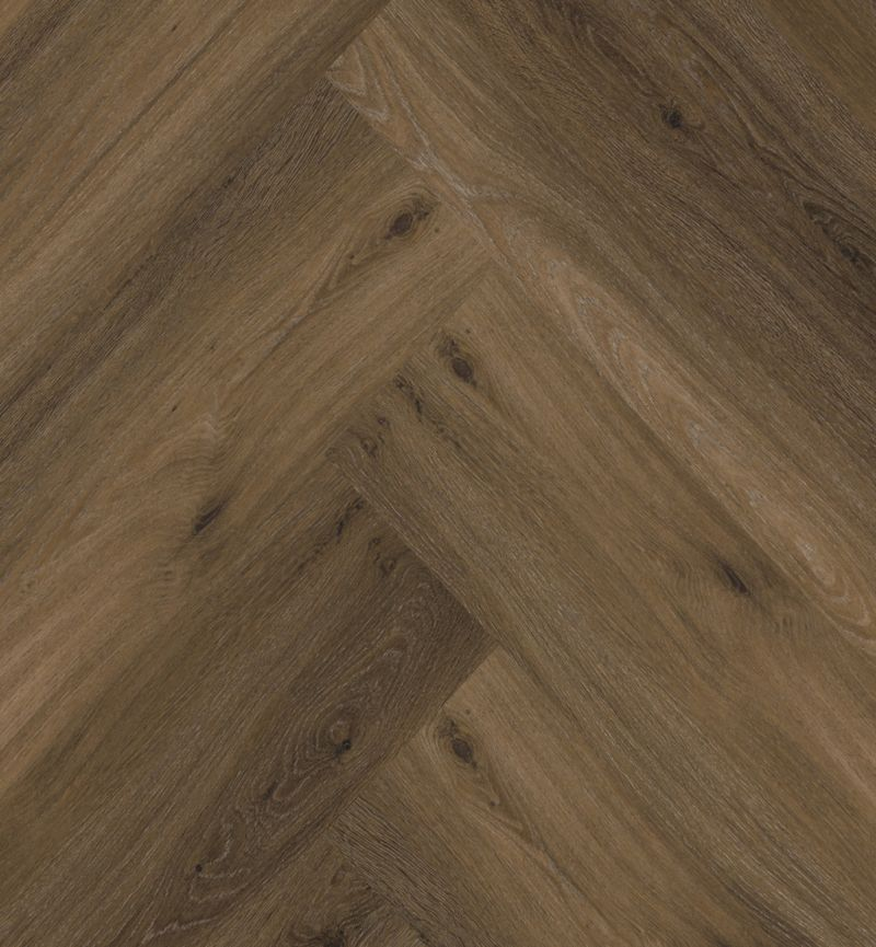 Ambiant PVC 9096350119 Spigato Visgraat w Brown 3501