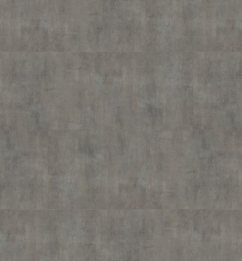 Green-Flor PVC GT495 Stylish Grid Light Grey
