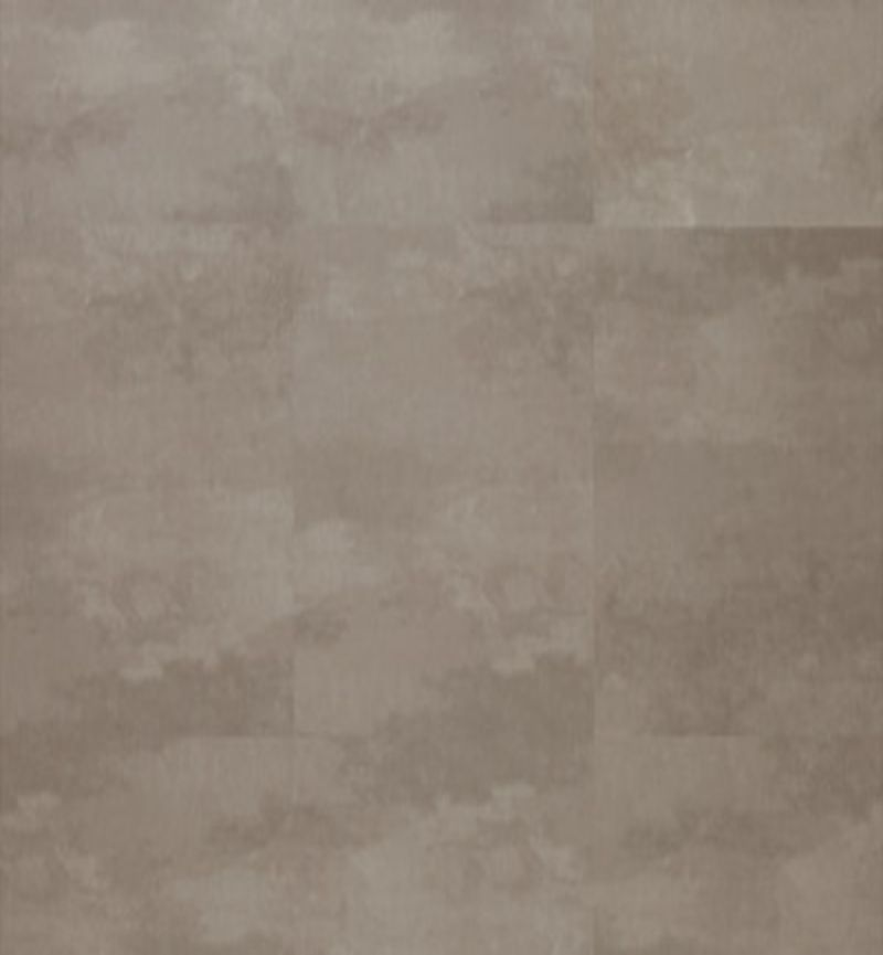 Green-Flor PVC GT603 New Square Concrete Umber Brown