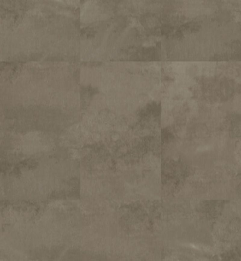 Green-Flor PVC GT904 New Square Piazza Concrete Graphite Grey