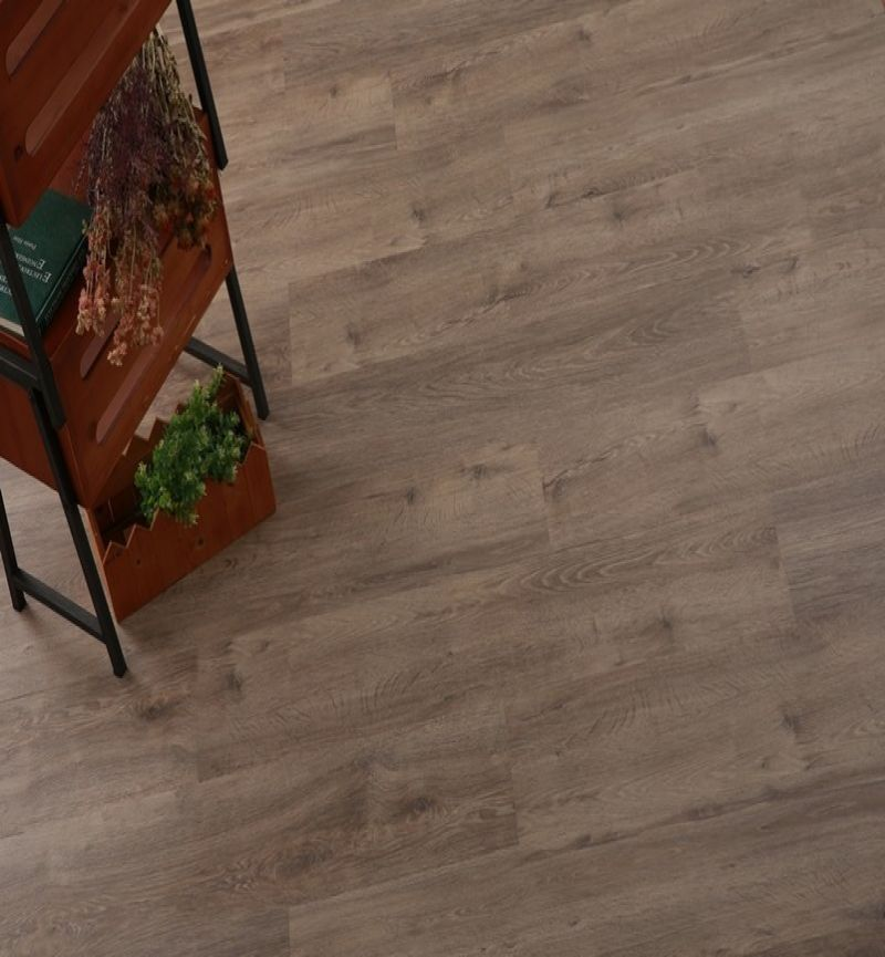 Green-Flor PVC GW305 Nature Living Oak Privilege Warm Grey