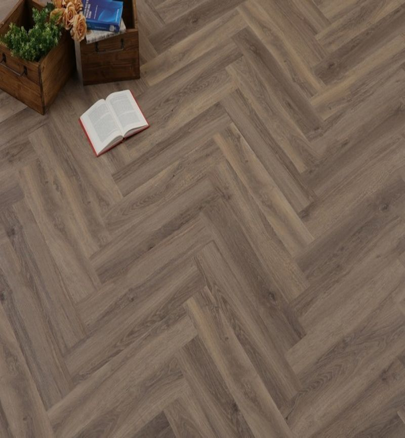 Green-Flor PVC GWF574 Oak Original Matured Grey