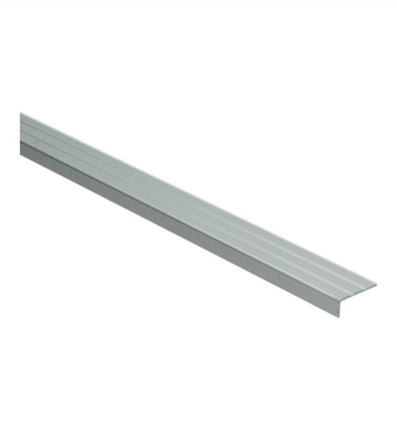 Hoekprofiel zelfklevend 10H 100 cm aluminium