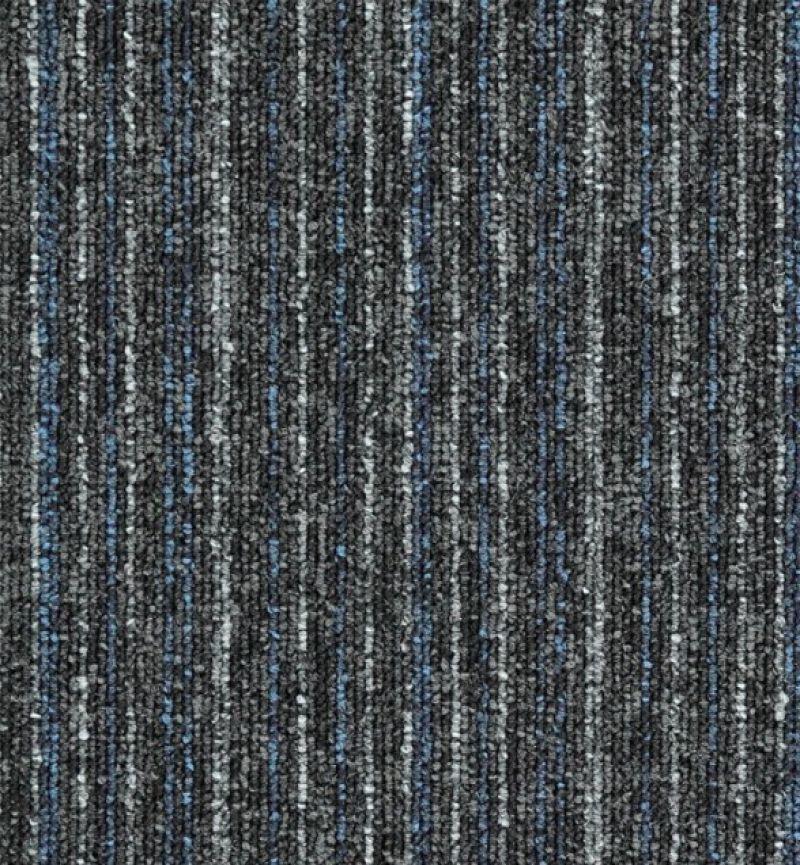 Huisselectie Tapijttegels Bali Lines 3572 Blue Grey