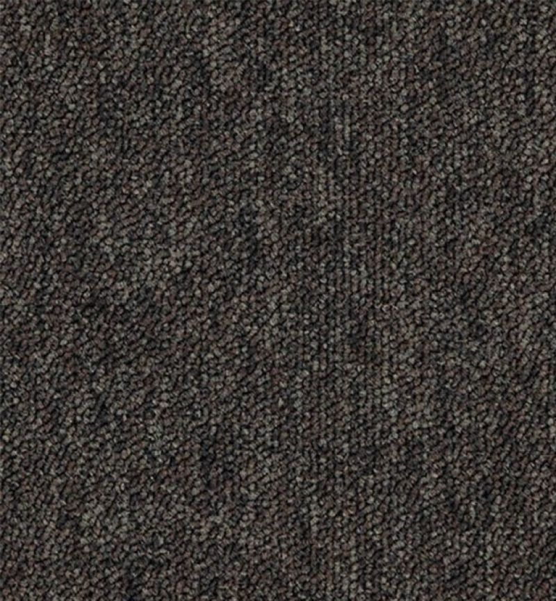 Huisselectie Tapijttegels Heavy Duty 5532 Dark Brown