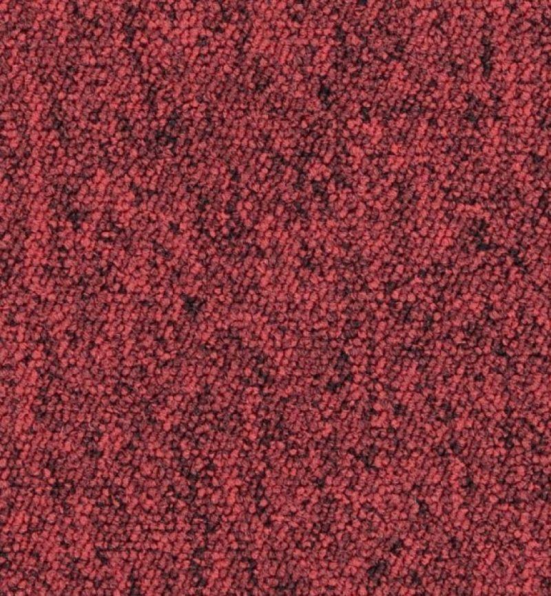 Huisselectie Tapijttegels Heavy Duty 5580 Red