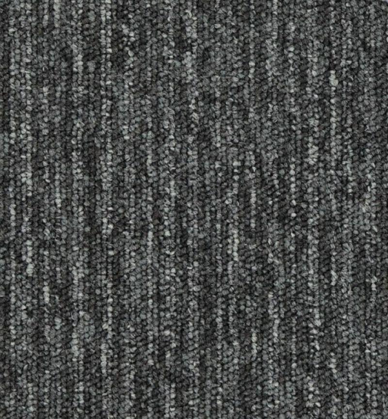 Huisselectie Tapijttegels Heavy Duty Lines 5650 Black