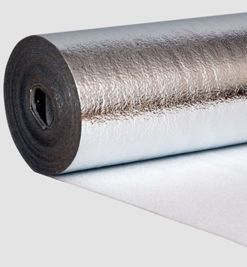 Ondervloer PVC vloeren Budget click pvc 1 mm