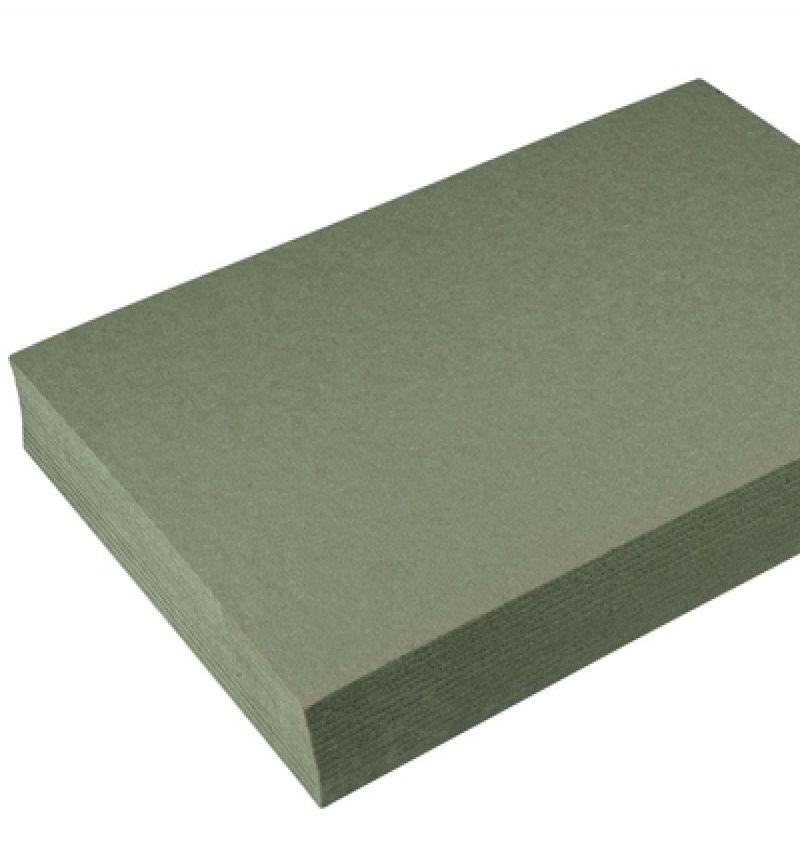 Ondervloerplaten groen Houten vloeren 7 mm