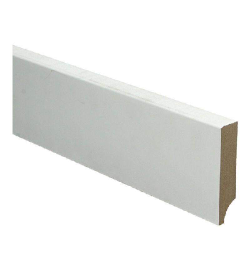 Plint Budget line MDF plint 90 x 15 mm 240 cm