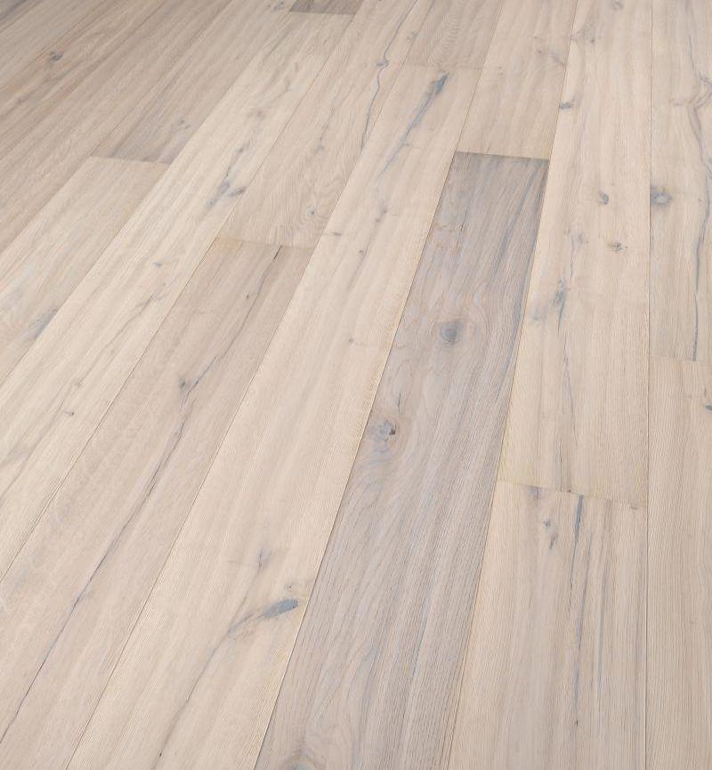 Solidfloor Houten vloer 1174264 Oceans Smoked White Oil