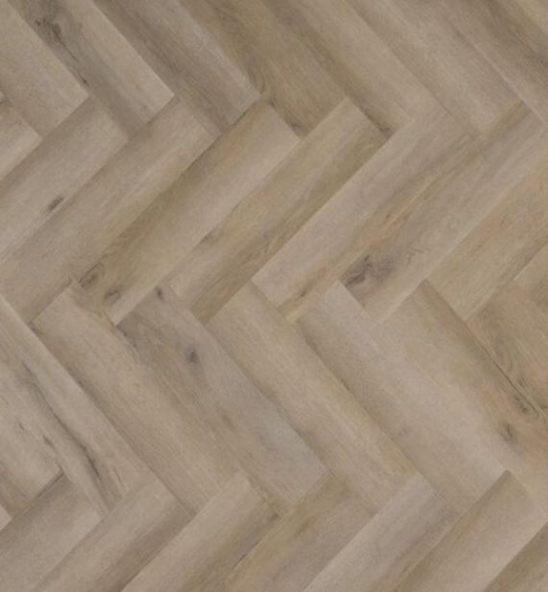Viva Floors pvc vloer 6840V Visgraat Lijmversie