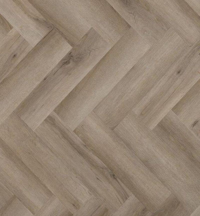 Viva Floors pvc vloer 6880V Visgraat Lijmversie