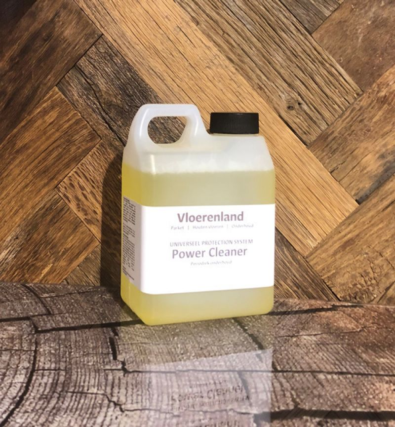 1 Liter Vloerenland Wood Power Cleaner