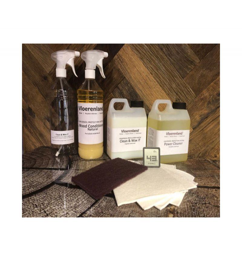 Wood Protection System NATUREL XL
