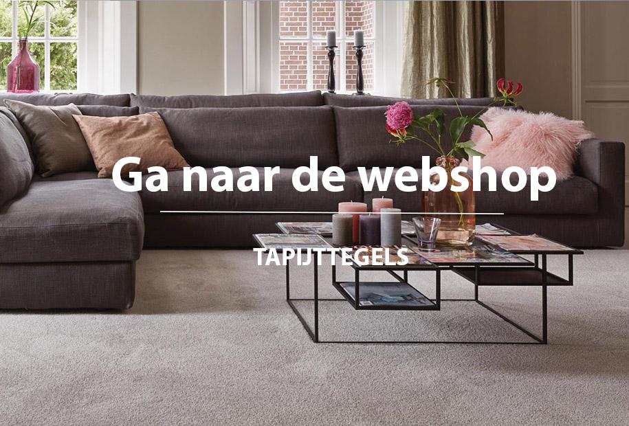 Webshop tapijttegels