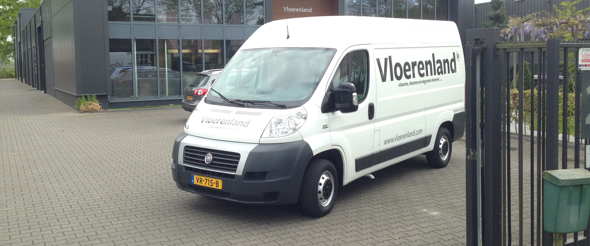 Vloerenland transport