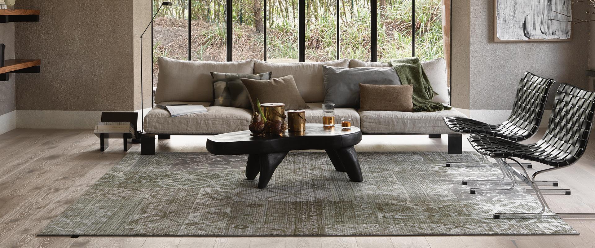Informatie over tapijt