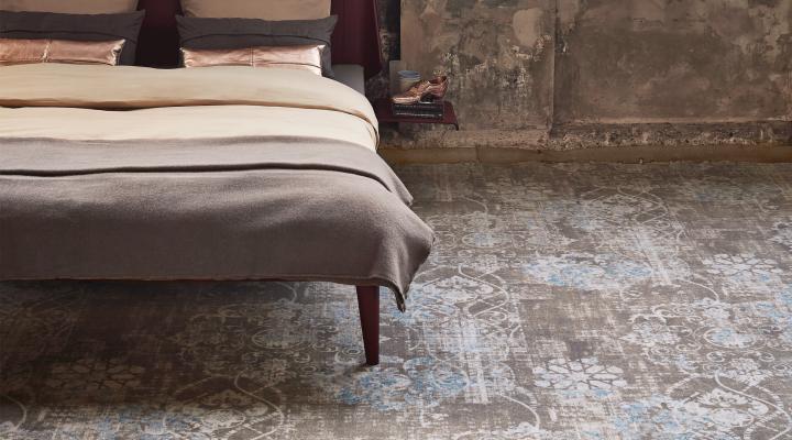 Slaapkamer Bonaparte tapijt
