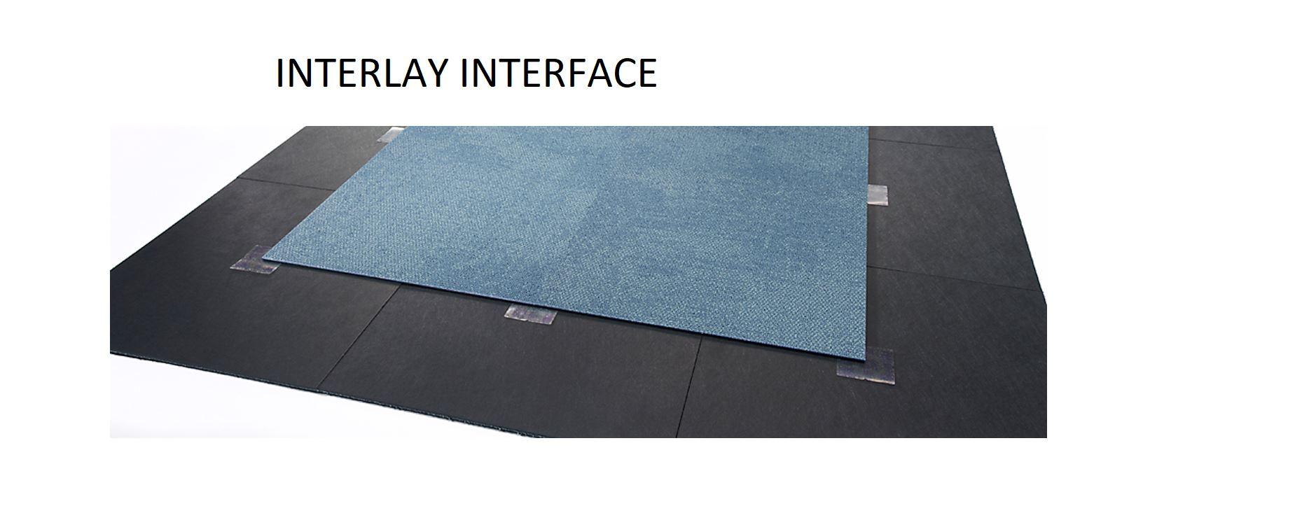 Welke ondervloer voor tapijttegels Interlay