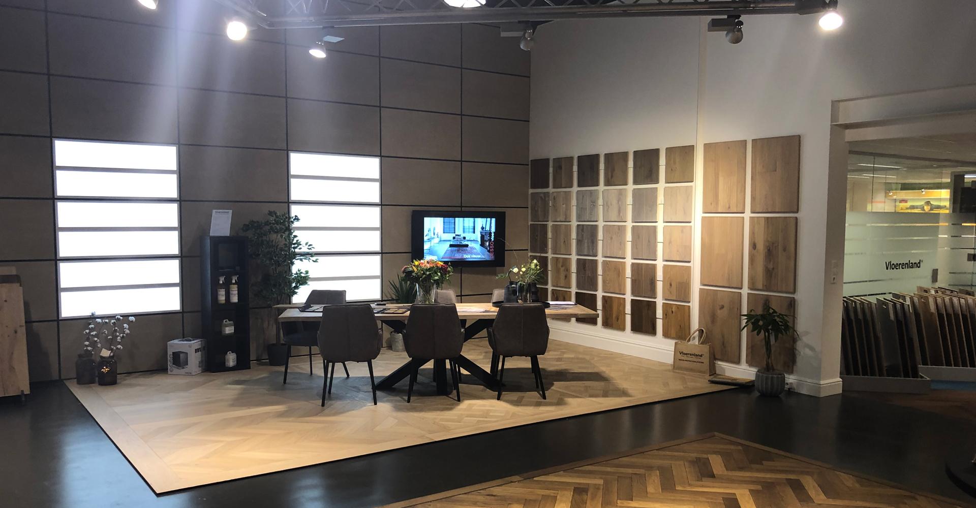 Maatwerk Studio houten vloeren Vloerenland