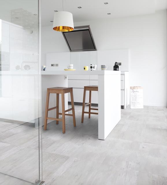 PVC vloer in keuken