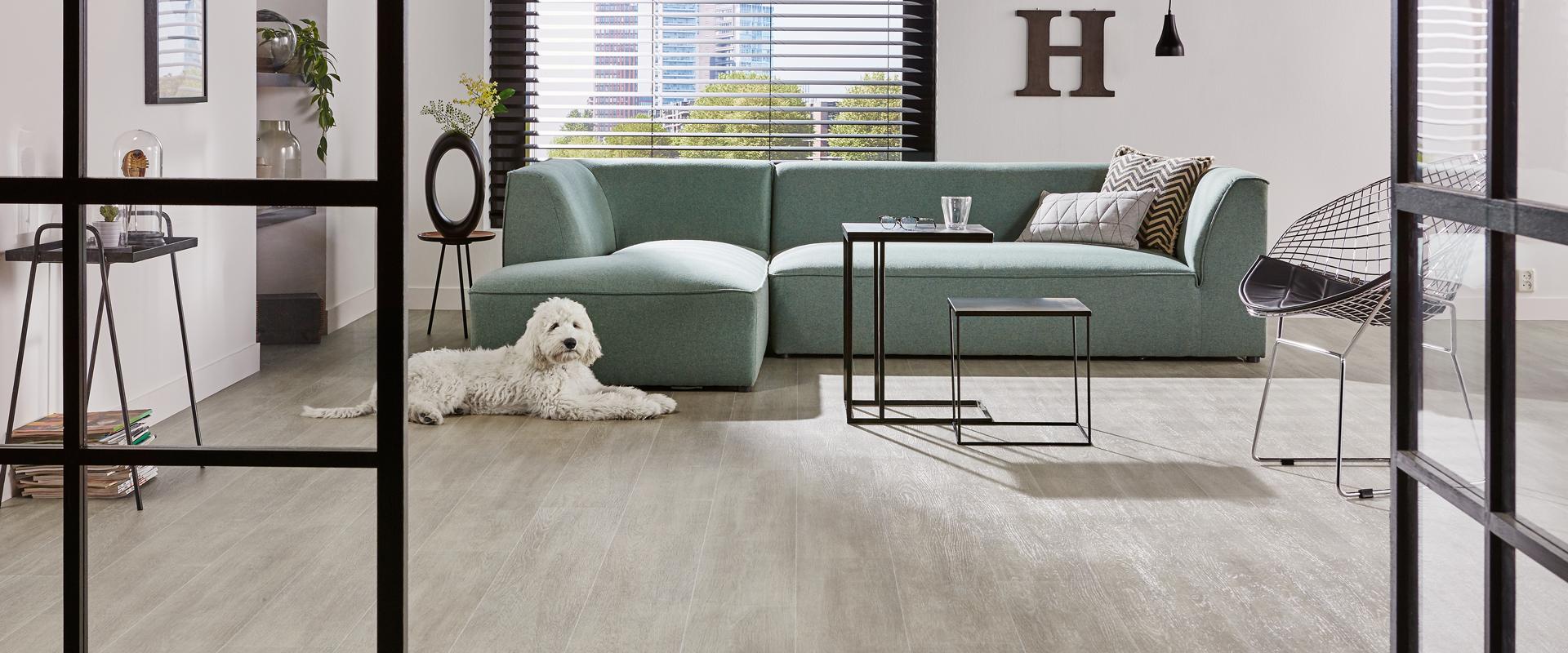 PVC vloer voor thuis