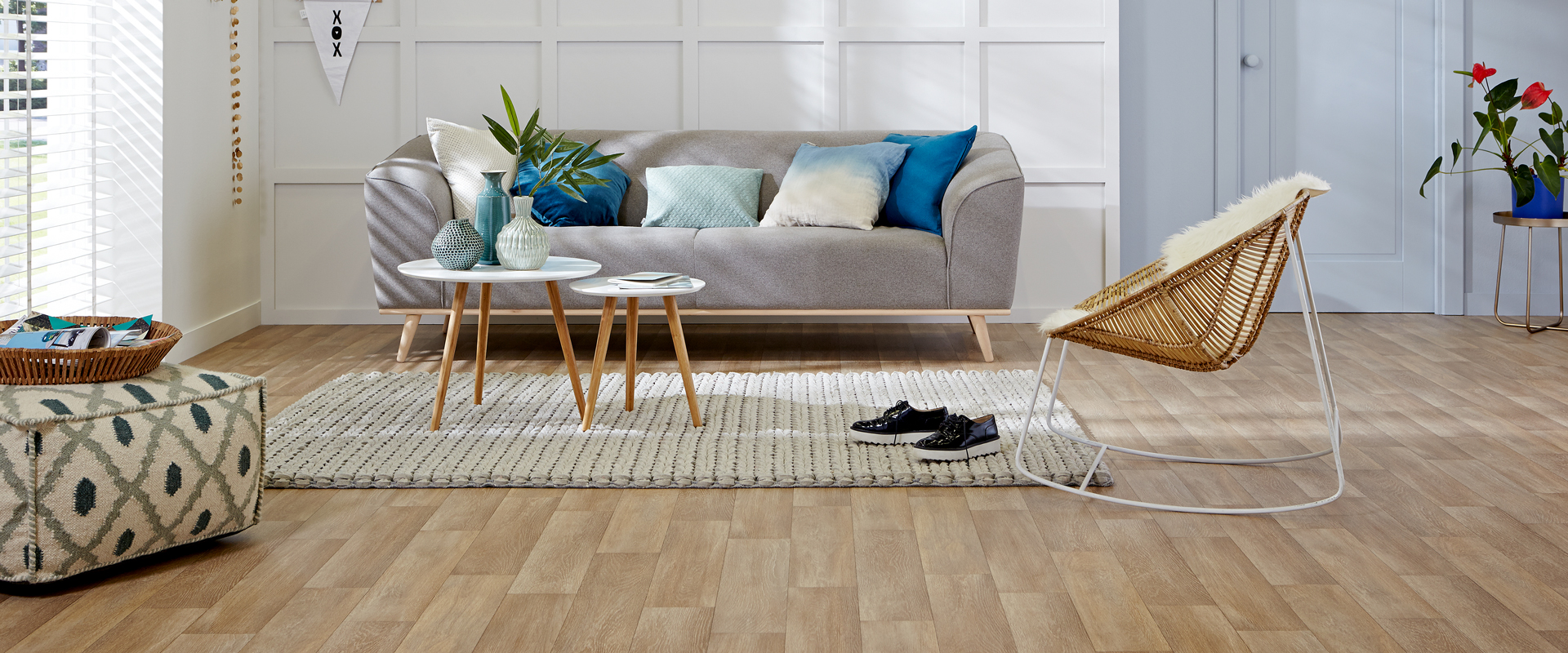 Douwes dekker PVC vloeren