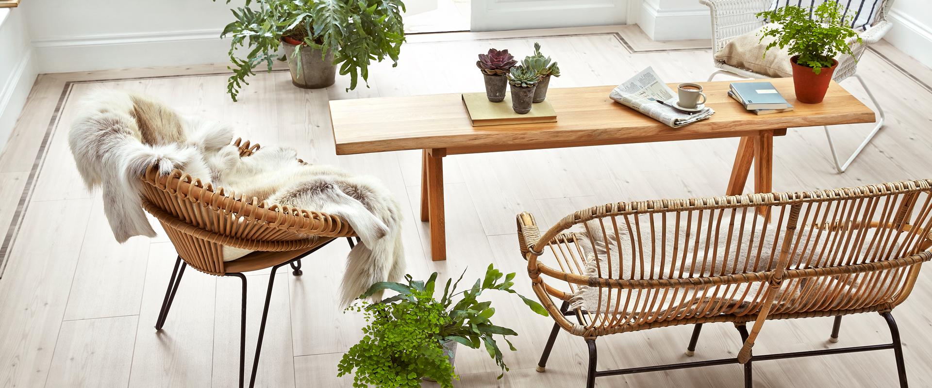 Design Flooring PVC vloeren