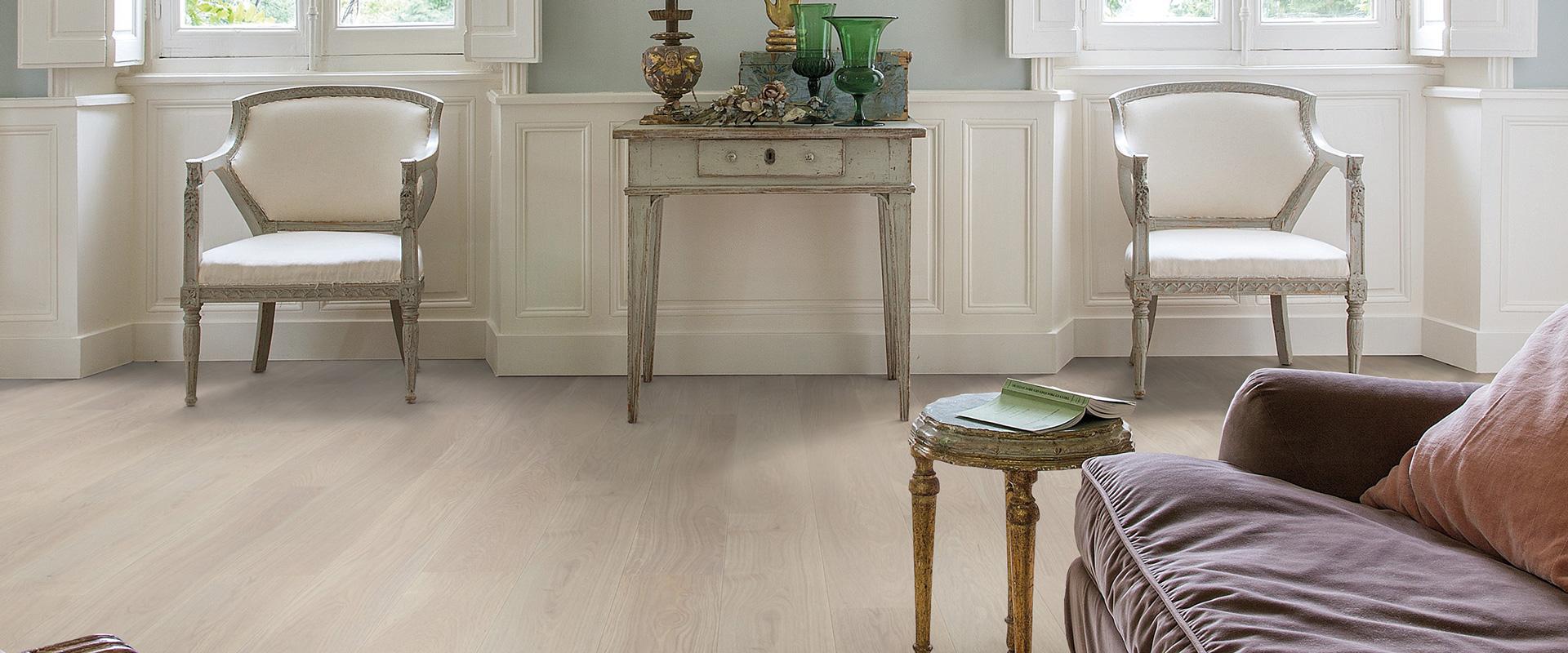 Quickstep houten vloer