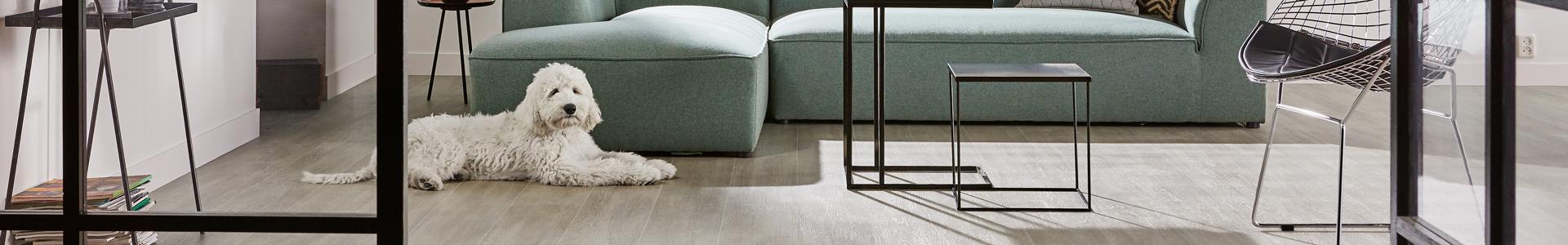 Sfeer met PVC vloer