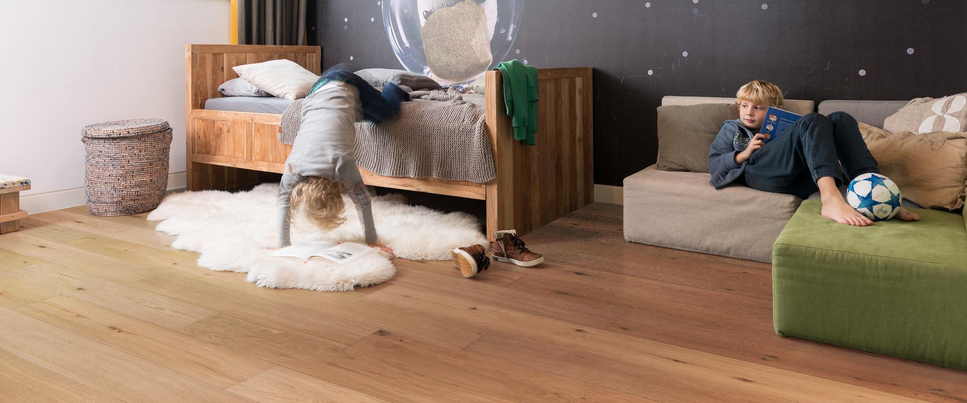Solidfloor houten vloeren
