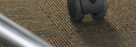 Tretford tapijttegels sfeer