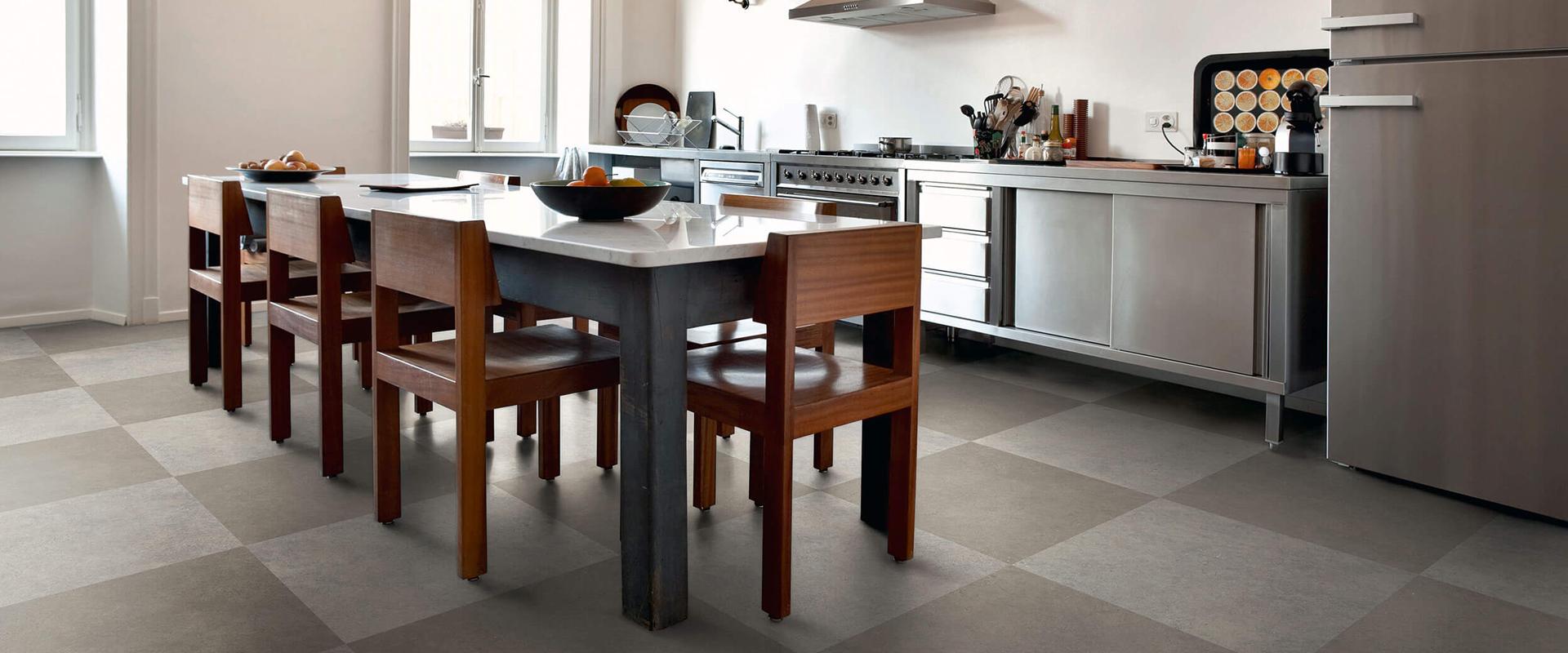 De juiste vloer in de keuken